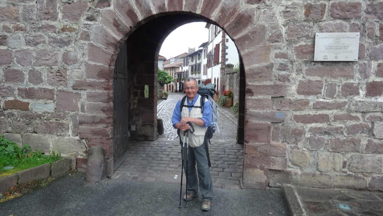 Du puy en velay saint jean pied de port sur le chemin - Saint jean pied de port saint jacques de compostelle ...